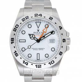 Rolex Explorer II 216570 White_@_26662