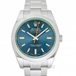 Rolex Milgauss 116400 GV Blue/GV-Z_@_26990