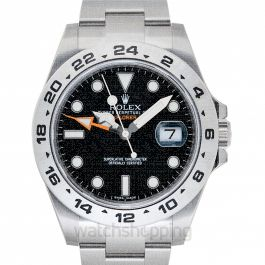 Rolex Explorer II 216570 Black_@_26996