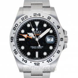 Rolex Explorer II 216570 Black_@_26996