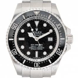 Rolex Sea Dweller 116660 Black_@_27892