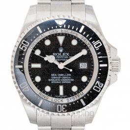 Deep Sea Black/Steel Ø44 mm