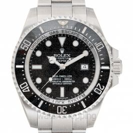 Rolex Sea Dweller 116660 Black_@_28164