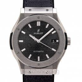 Classic Fusion Racing Grey Titanium Automatic Grey Dial Men's Watch