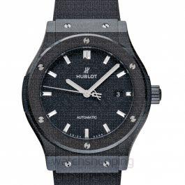 Classic Fusion Automatic Black Dial Ceramic Men's Watch