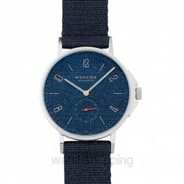 Ahoi Atlantic Automatic Blue Dial 40.3 mm Men's Watch