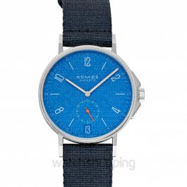 Ahoi Date Siren Blue Automatic Blue Dial 40.3mm Men's Watch