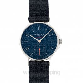 Ahoi Neomatik Atlantic Automatic Blue Dial 36.3 mm Unisex Watch
