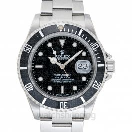 Rolex Submariner 16610 Black_@_36702