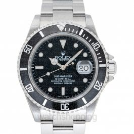 Rolex Submariner 16610 Black_@_36706