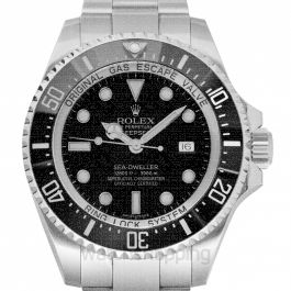 Rolex Sea Dweller 116660 Black_@_38360