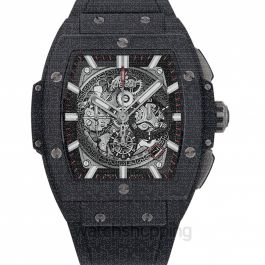 Spirit Of Big Bang Black Magic Automatic Black Dial Ceramic Men's Watch