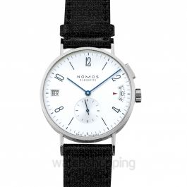 Tangomat Gmt Automatic White Dial 40 mm Men's Watch