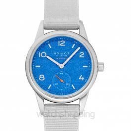 Club Neomatik Siren Blue Automatic Blue Dial 37.0mm Men's Watch
