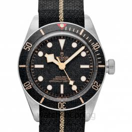 New Tudor Black Bay Fifty-Eight Baselworld 2018 Steel Automatic Black Dial Men's Watch
