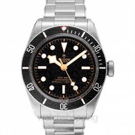 Heritage Black Bay Automatic Black Dial Men's Watch