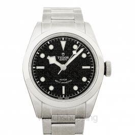 Tudor Heritage Black Bay 41 Steel Automatic Black Dial Men's Watch
