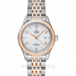 New Tudor 1926 Baselworld 2018 Rose Gold Automatic Silver Dial Ladies Watch