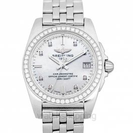 Breitling Galactic A7433053/A780