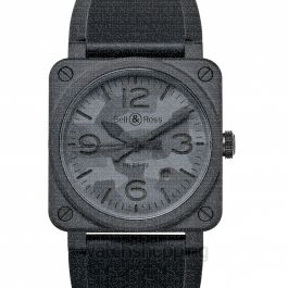 Bell & Ross Instruments BR0392-CAMO-CE/SRB