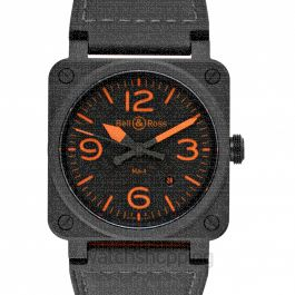 Instruments BR 03-92 MA-1 Men's Watch