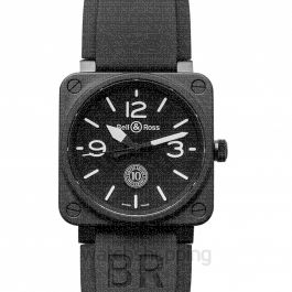Bell & Ross Instruments BR0192-10TH-CE