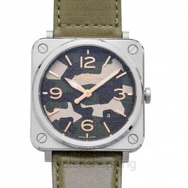Bell & Ross Instruments BRS-CK-ST/SCA