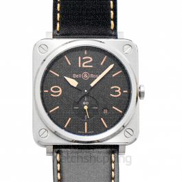 Bell & Ross Instruments BRS-HERI-ST/SCA