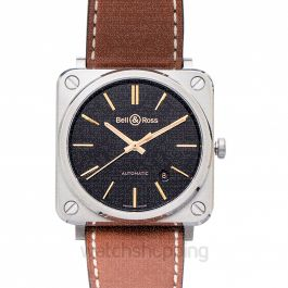 Bell & Ross Instruments BRS92-ST-G-HE/SCA