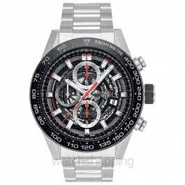 Carrera Heuer 01 Automatic Skeleton Dial Men's Watch