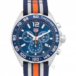 Formula 1 Chronograph Blue Dial Men's Watch