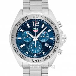 Formula 1 Quartz Blue Dial Ladies Watch