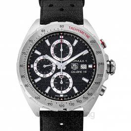 Formula 1 Calibre 16 Automatic Black Dial Men's Watch