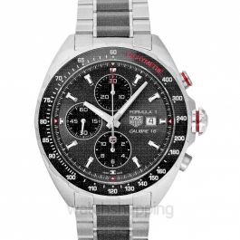 Formula 1 Calibre 16 Automatic Grey Dial Men's Watch
