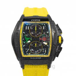 Cvstos Chrono CVT-CHR3-YELLOW-BST_109