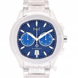 Polo S Chronograph Blue