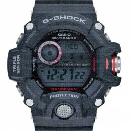 G-Shock Rangeman Multi-Band 6 Atomic Timekeeping Digital Dial Men's Watch