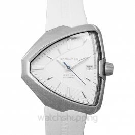 Elvis8 Automatic White Dial Men's Watch 42.5mm