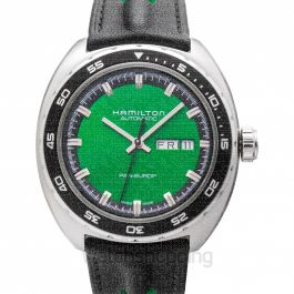 American Classic Automatic Green Dial Stainless Steel Men's Watch