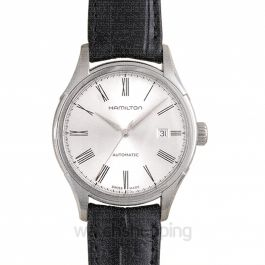 American Classic Automatic Silver Dial Stainless Steel Men's Watch