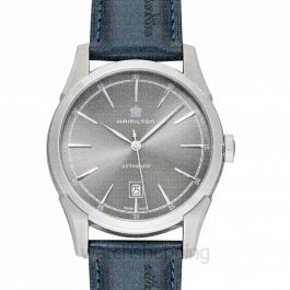 American Classic Spirit of Liberty Automatic Grey Dial Men's Watch 42mm