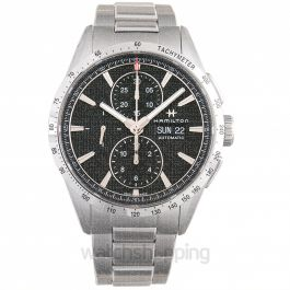 Broadway Automatic Grey Dial Stainless steel Men's Watch