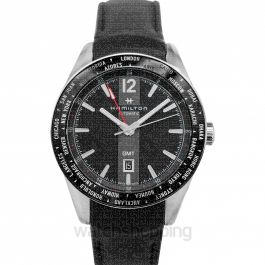 Broadway Automatic Black Dial Stainless steel Men's Watch