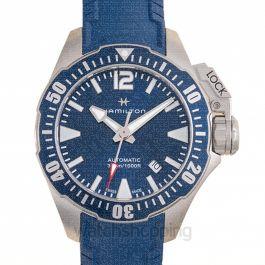 Hamilton Khaki Navy H77705345
