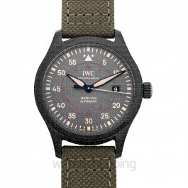 Pilot's Watches Automatic Grey Dial Unisex Watch