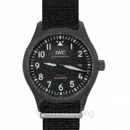 Pilot's Watch Automatic Top Gun Automatic Black Dial Men's Watch