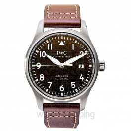 "Pilot's Watch Mark XVIII Edition ""Antoine De Saint Exupéry"" Automatic Brown Dial Men's Watc"