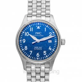 Pilot's Watches Automatic Blue Dial Unisex Watch