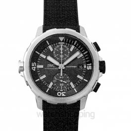 "Aquatimer Chronograph Edition ""Sharks Automatic Grey Dial Men's Watch"