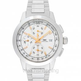 Ingenieur Chronograph Automatic Silver Dial Men's Watch